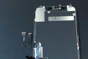 iphoneの事故修理失敗、落として配線が切れたなどすべて修理できます!